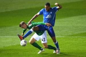 Peterborough defender Rhys Bennett is available for Saturday's Sky Bet League One home clash with Coventry.