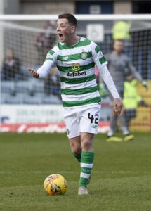 Callum McGregor believes Celtic's last-gasp 1-0 win at Dundee on Sunday was the sign of champions.