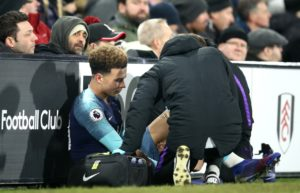 England internationals Dele Alli and Eric Dier are doubts once again as Tottenham prepare to host Arsenal on Saturday.