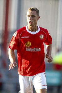 Crewe captain George Ray will miss the home game against Crawley through suspension.