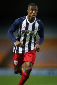Kyle Edwards' brilliant goal on his first league start was enough to keep West Brom in the automatic promotion chase with a 1-0 win at Brentford.