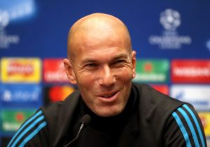Zinedine Zidane is back in charge at Real Madrid less than 10 months after stepping down as their boss.