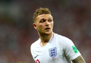 Everton are said to be lining up a £20m summer move for Tottenham's England defender Kieran Trippier.