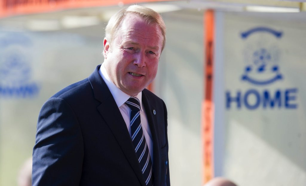 Former Kilmarnock chairman Michael Johnston is no longer a shareholder in the club.