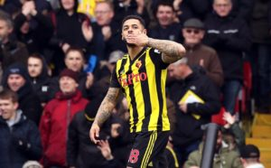 Javi Gracia praised Andre Gray after he secured the 2-1 victory over Crystal Palace that sent Watford into the FA Cup semi-finals.