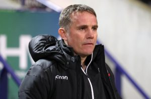 Bolton manager Phil Parkinson admits their chances of staying in the Championship look bleak.