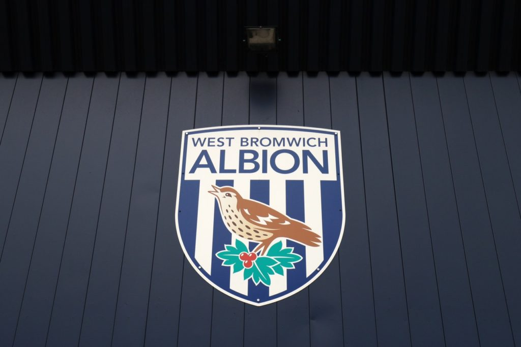 West Brom director and club secretary Simon Carrington has died at the age of 34.