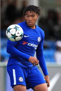 Chelsea defender Reece James has reportedly emerged as a transfer target for fellow Premier League outfit Burnley.