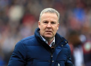 Portsmouth manager Kenny Jackett has not given up on automatic promotion after his side's 2-0 win at home to Scunthorpe.