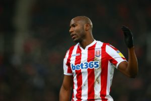 Stoke are monitoring Benik Afobe ahead of their match against Reading at the bet365 Stadium on Saturday.