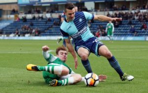 Wycombe skipper Matt Bloomfield could make his 500th appearance for the club when Sunderland come calling on Saturday.