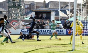 James Forrest says it feels like Neil Lennon has never been away from Celtic after Sunday's a last-gasp 1-0 win at Dundee on Sunday.
