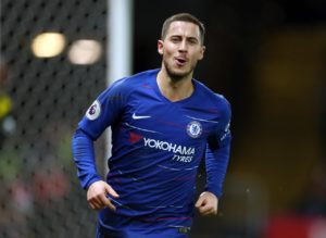 Reports claim that Chelsea have rejected an initial bid from Real Madrid for superstar midfielder Eden Hazard.