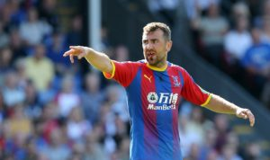 Crystal Palace midfielder James McArthur says he is looking forward to the opportunity of taking the club to Wembley again.