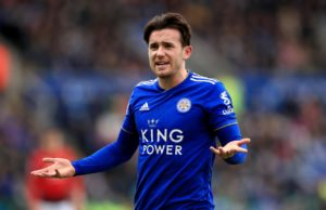 Leicester full-back Ben Chilwell has seemingly quashed talk he could move to Manchester City this summer.