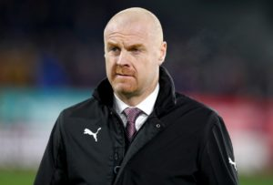 Burnley boss Sean Dyche felt his side didn't deserve to go down 3-1 to Crystal Palace at Turf Moor on Saturday.
