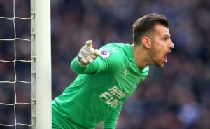 The agent of Newcastle United goalkeeper Martin Dubravka says his client is garnering interest from clubs around Europe.