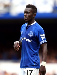 Lyon are reported to have joined the race to sign Everton midfielder Idrissa Gueye when the transfer window opens again.