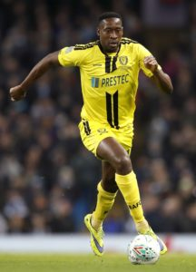Burton ended their run of four Sky Bet League One games without a win as they beat 10-man Coventry 2-1 in a feisty encounter.