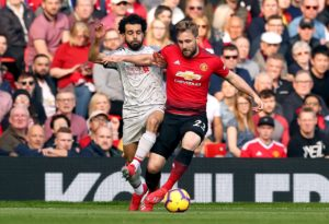 Manchester United defender Luke Shaw has thanked Ole Gunnar Solskjaer for re-energising the squad following his arrival.
