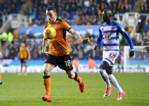 Reading substitute Modou Barrow's stoppage-time goal condemned strugglers Ipswich to a 2-1 defeat.