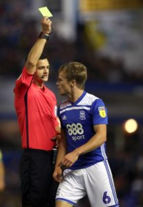 Birmingham and Aston Villa have each been fined 5,000 by the Football Association following their derby clash in the Sky Bet Championship earlier this month.