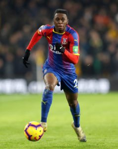 Manchester City loan team coach Joleon Lescott says Crystal Palace defender Aaron Wan-Bissaka is ready to play for a top club.