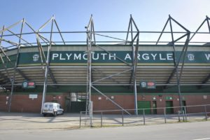 Plymouth have announced that Andrew Parkinson will take over as chief executive at the end of the season.