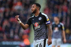 Reading skipper Liam Moore is a major doubt for his side's home game against Leeds.