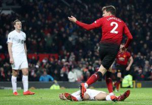 Manchester United defender Victor Lindelof says 'legend' Ole Gunnar Solskjaer should be handed the manager's job on a permanent basis.