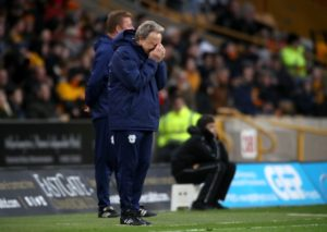 Neil Warnock fears Sol Bamba's season could be over after he picked up a knee injury in Saturday's defeat at Wolves.