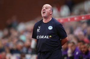 Wigan boss Paul Cook admits he would have taken a point against high-flying Middlesbrough after watching the two sides play out a 0-0 draw at the DW Stadium.
