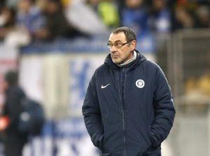 Chelsea's reward for beating Dynamo Kiev in the UEFA Europa League is a quarter-final clash against Slavia Prague.