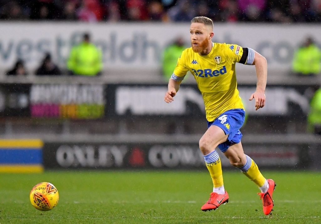 Leeds midfielder Adam Forshaw could return to action in Saturday's home Sky Bet Championship game against Millwall.