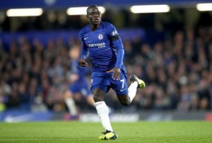Juventus have set their sights on a summer move for Chelsea midfielder N'Golo Kante.