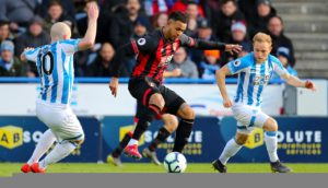 Bournemouth boss Eddie Howe praised the outstanding Callum Wilson following the 2-0 win at Huddersfield on Saturday.