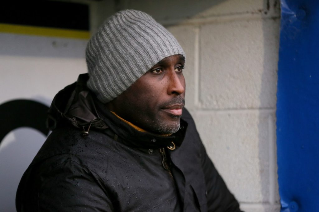 Macclesfield manager Sol Campbell believes his side 'earned the right' to come away from fellow League Two strugglers Yeovil with all three points.