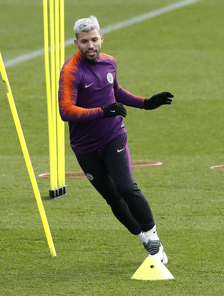Manchester City's Sergio Aguero is relaxed about his international future despite being omitted from Argentina's latest squad.