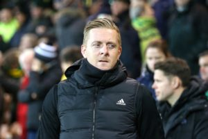 Birmingham manager Garry Monk is confident his side will not get drawn into relegation trouble despite their nine-point deduction.