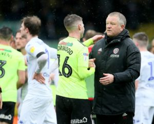 Sheffield United manager Chris Wilder reflected on a great victory rather than a great performance after overcoming Sky Bet Championship promotion rivals Leeds.