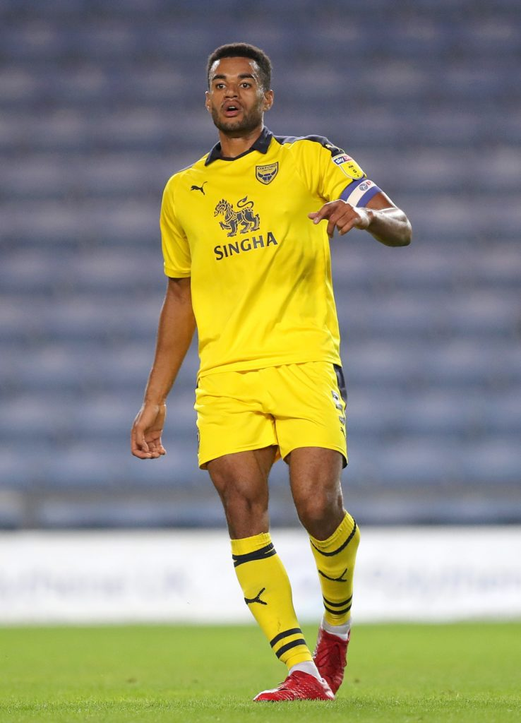 Oxford eased their League One relegation fears with a 1-0 victory at Coventry.