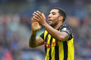 Troy Deeney says Watford are determined to finish the campaign positively and clinch a Europa League spot.