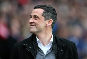 Jack Ross felt Sunderland played some of their best football of the season in the first half of their 2-0 win over Plymouth.