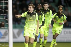 James Forrest believes Celtic players have 'really shown the character' in the wake of Brendan Rodgers' shock departure to Leicester.