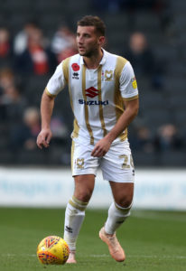 David Wheeler and Baily Cargill are in danger of missing MK Dons' Sky Bet League Two clash with Yeovil.