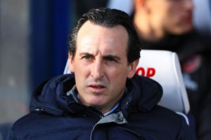 Arsenal manager Unai Emery says the Gunners will have to be at their very best if they are to progress past Rennes in the Europa League.