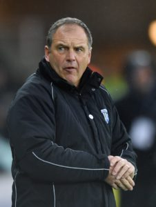Gillingham boss Steve Lovell was left disappointed his side had not ended Luton's lengthy unbeaten run during a 2-2 draw at Kenilworth Road.