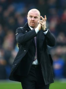 Sean Dyche is expected to select the same team for the third straight game when Burnley welcome Leicester to Turf Moor on Saturday.