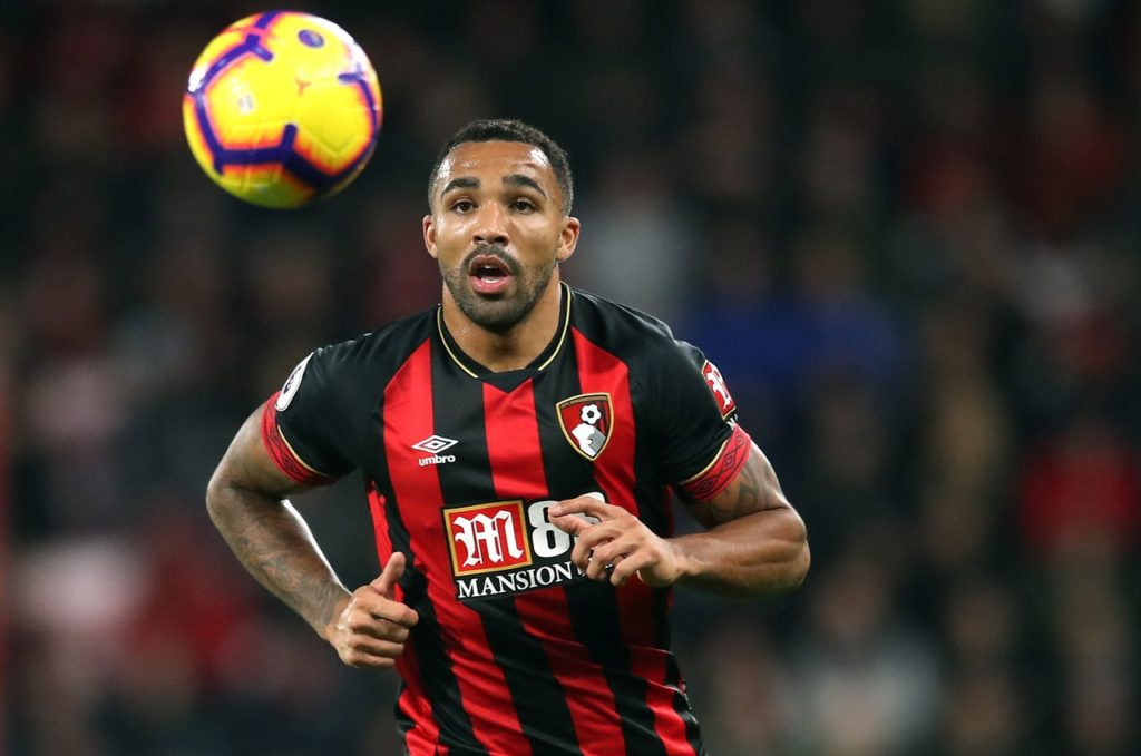 Bournemouth boss Eddie Howe says Callum Wilson's call up for England has provided extra confidence in his game.