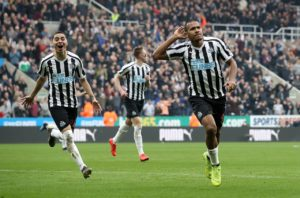 Salomon Rondon has confirmed that he is 'settled' at Newcastle and would 'love to' make his loan move from West Brom permanent.